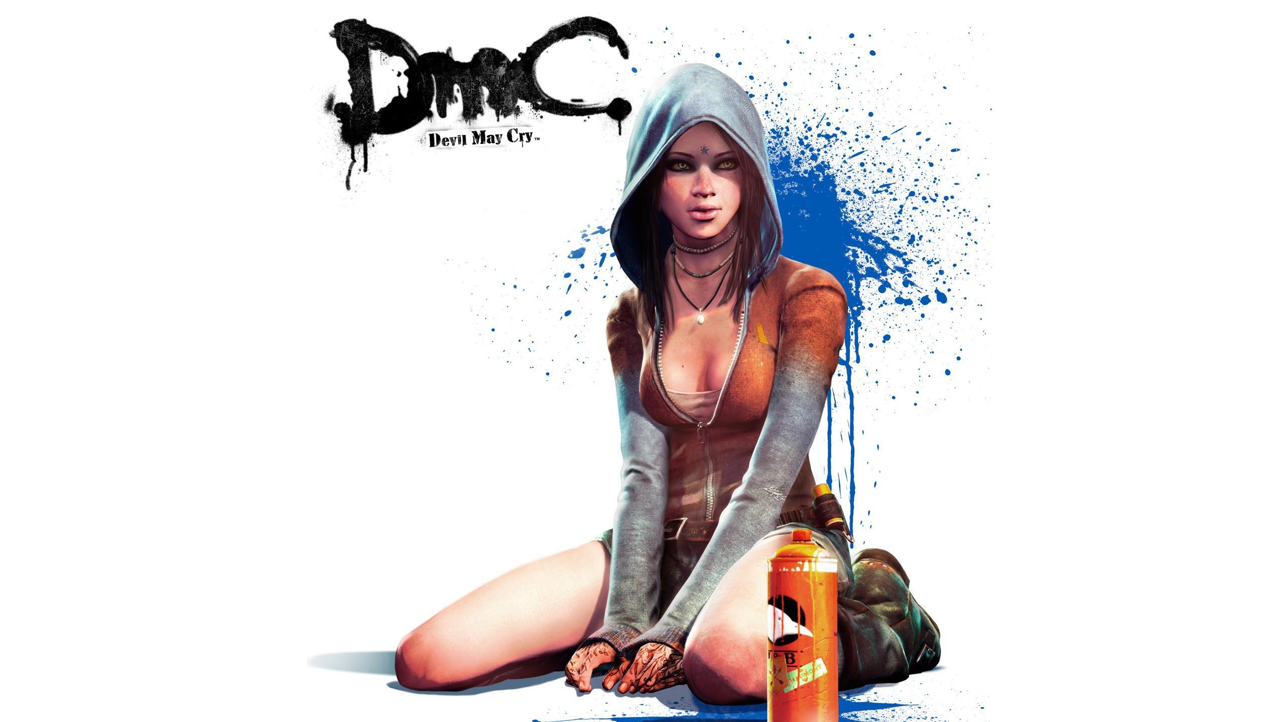 Description: The Wallpaper above is Devil May Cry Girl Wallpaper in Resolution 2560x1440. Choose your Resolution and Download Devil May Cry Girl Wallpaper