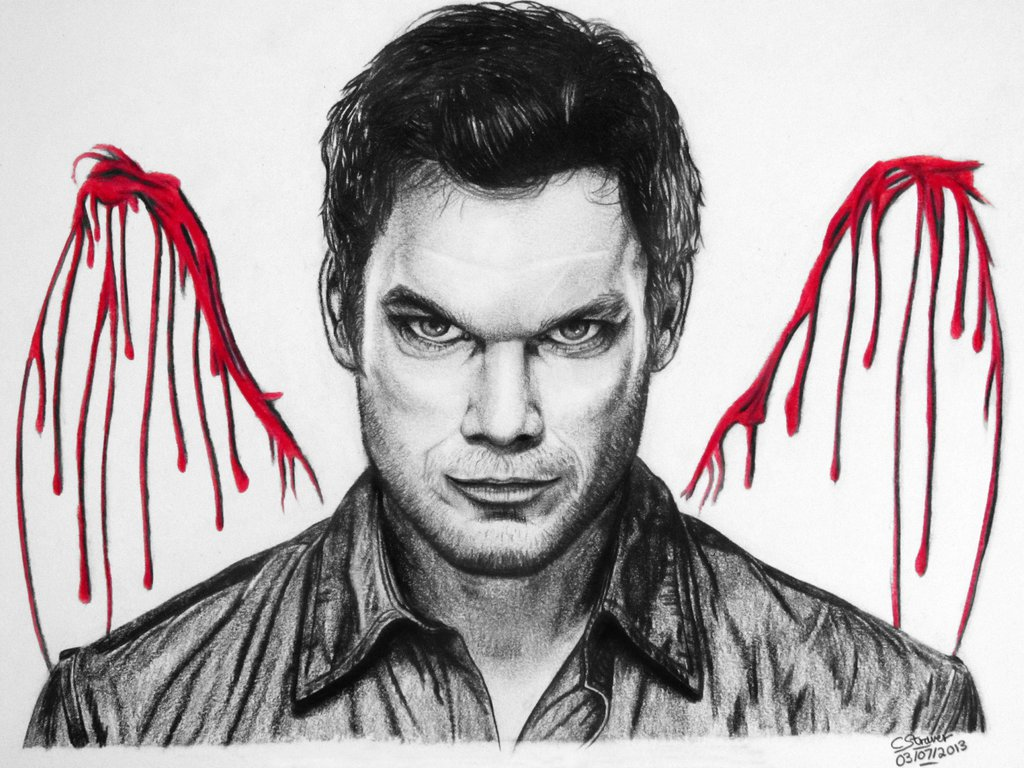 Dexter Drawing - Fan Art by LethalChris ...