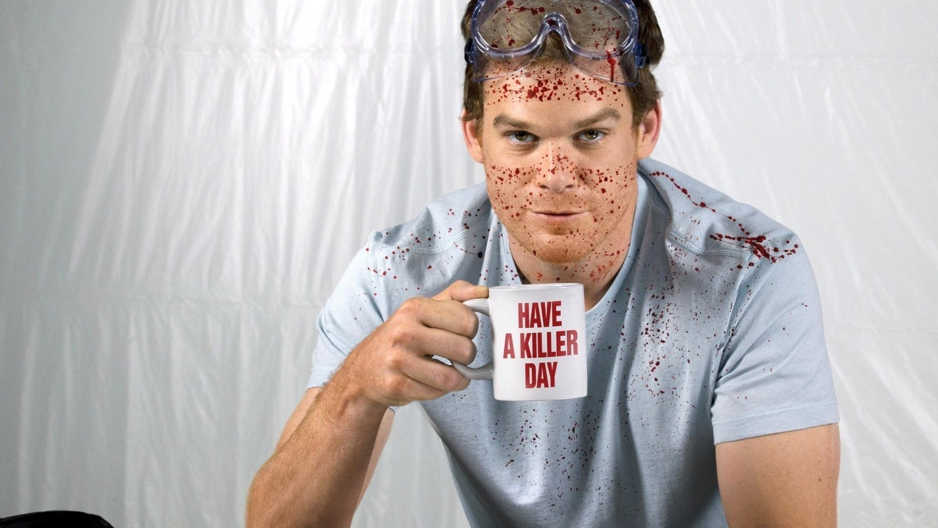 Dexter Michael Carlyle Hall Tv Series