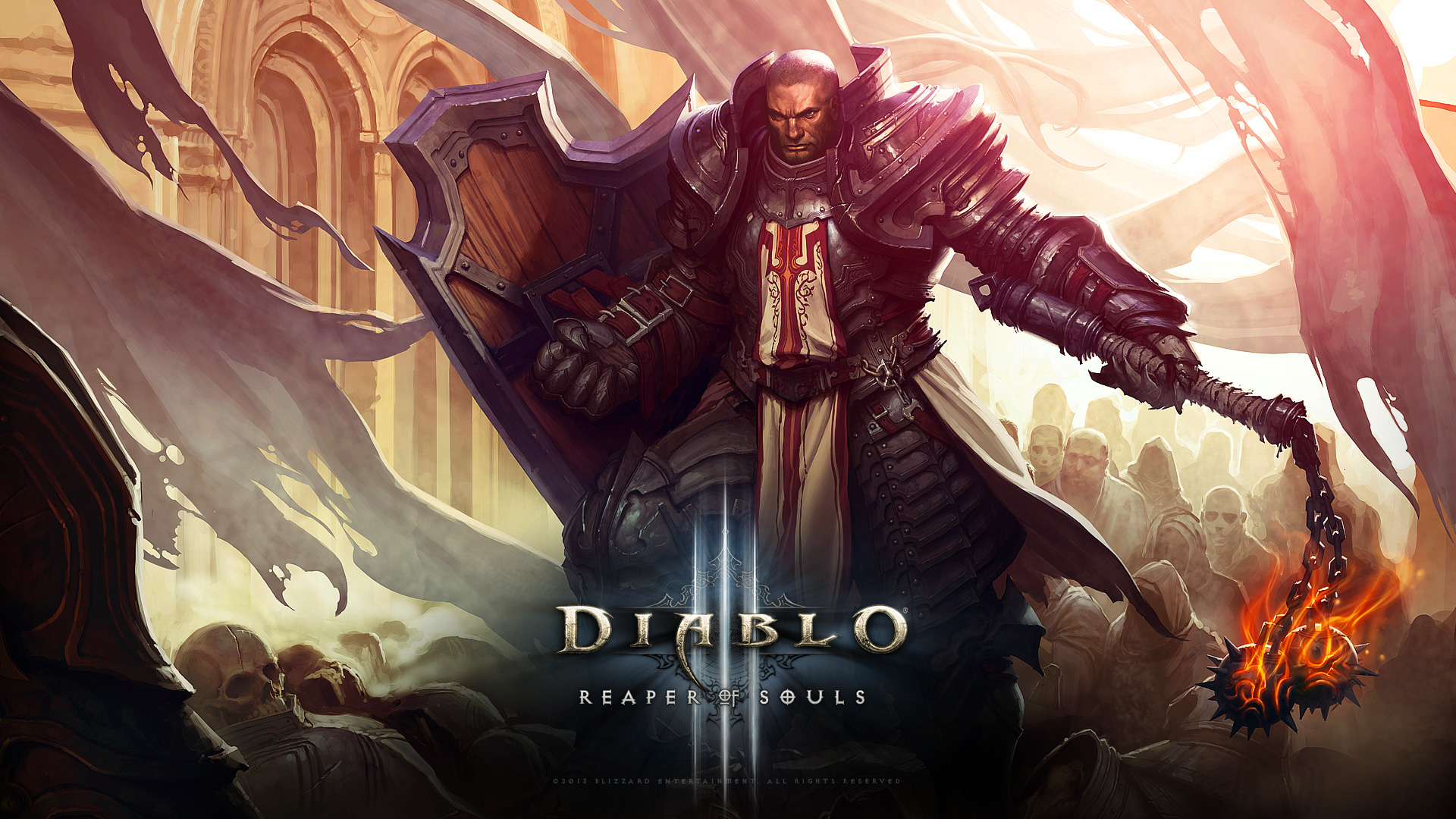 Reaper of Souls adds a number of new features to the core gameplay of Diablo III. These include: