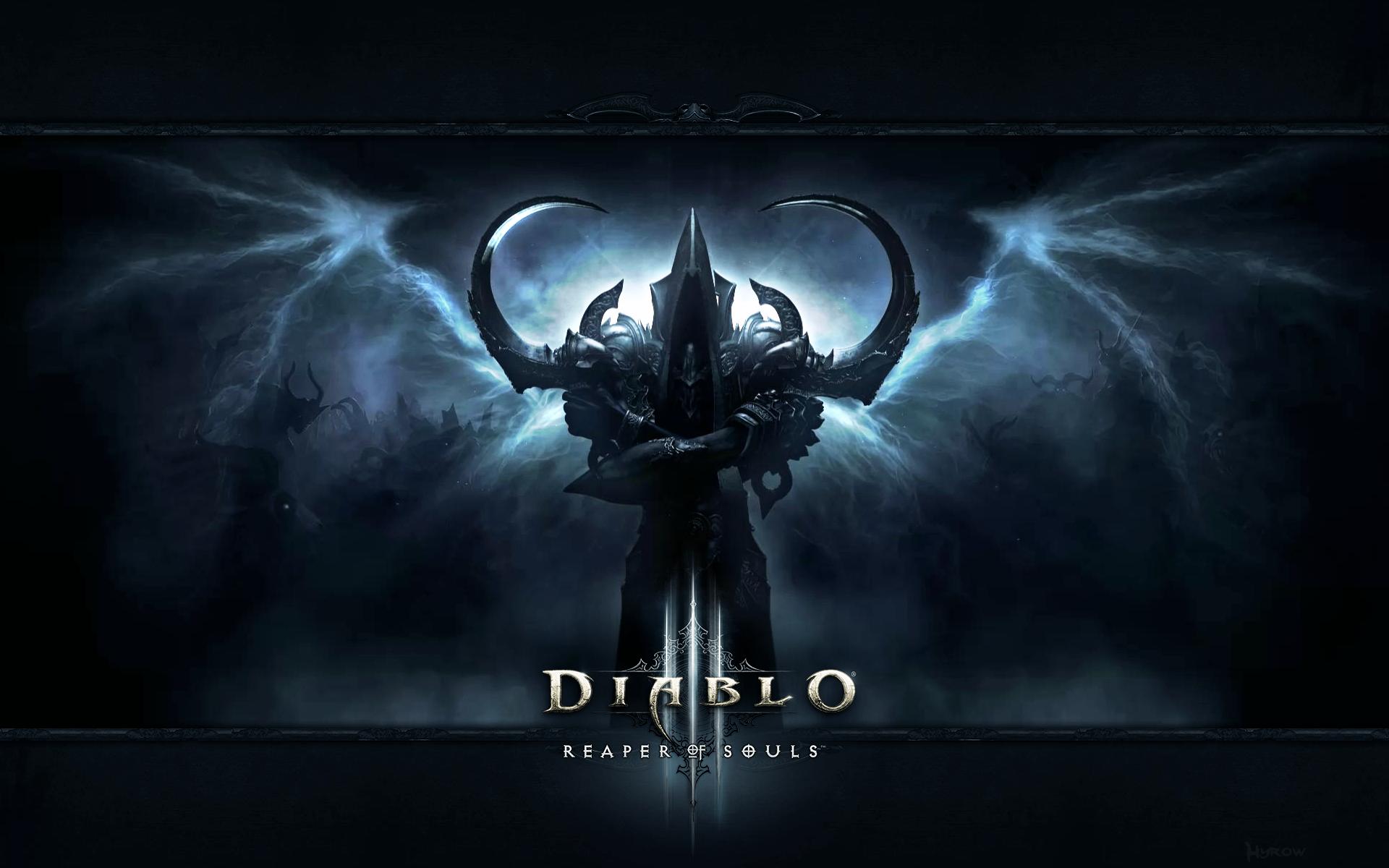 36 Diablo III: Reaper Of Souls HD Wallpapers | Backgrounds - Wallpaper Abyss