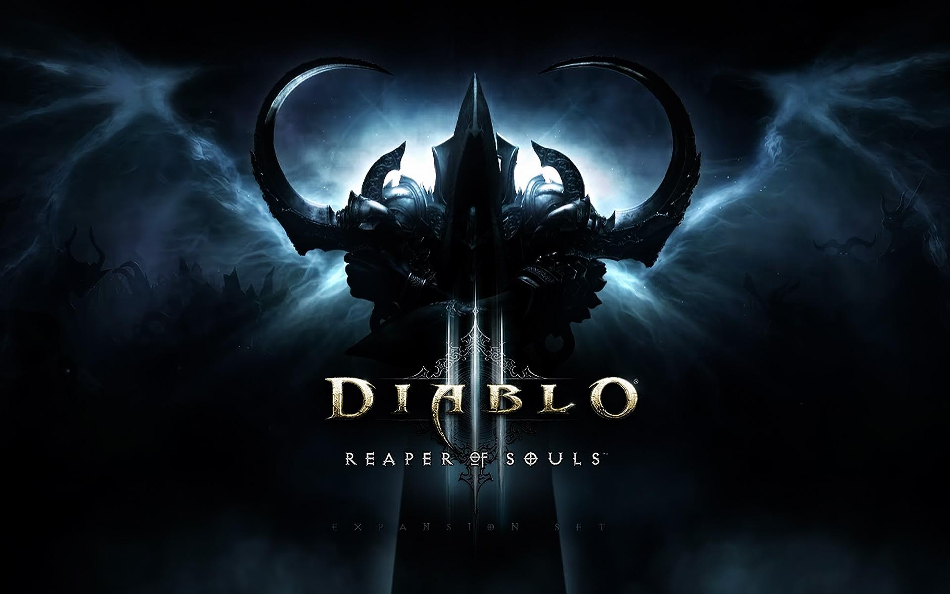 Diablo III Reaper of Souls Expansion Set