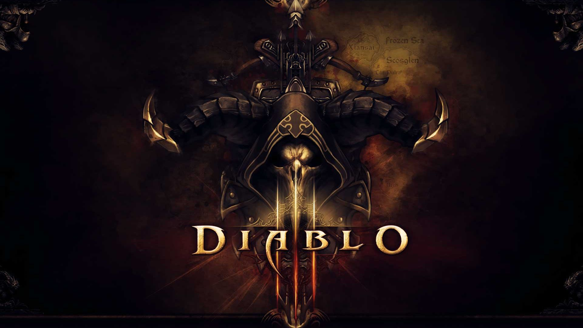 diablo wallpaper 2560x1440 - photo #10