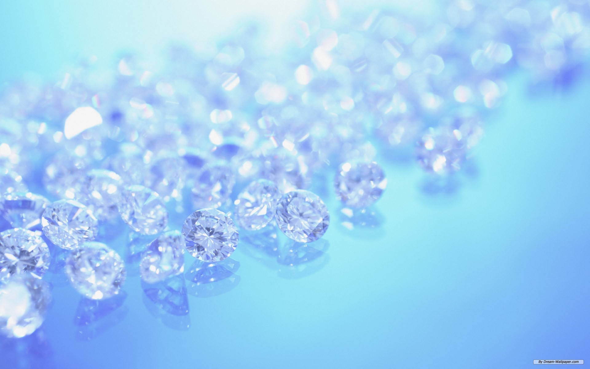 Diamond Wallpapers for Desktop: Pix for Gt Blue Diamonds Background Wallpaper 1920x1200px