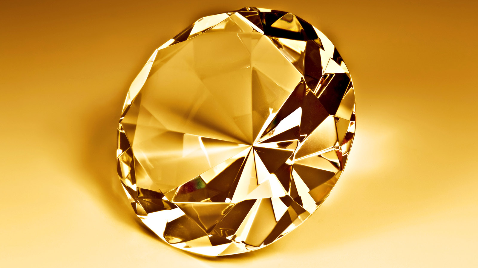 golden diamond