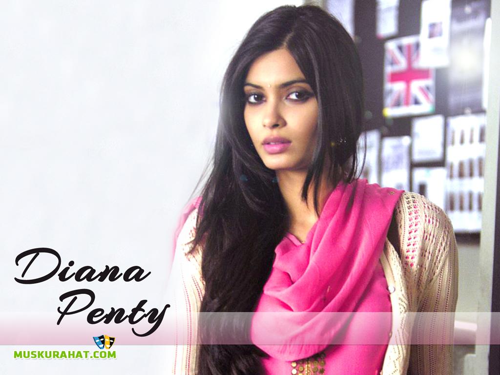 Diana Penty (1024Wx768H) - Diana Penty