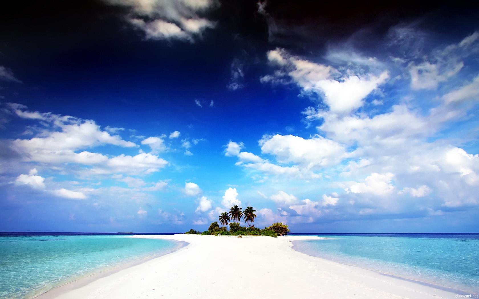 Download Paradise Island Wallpaper Maldives World Wallpaper