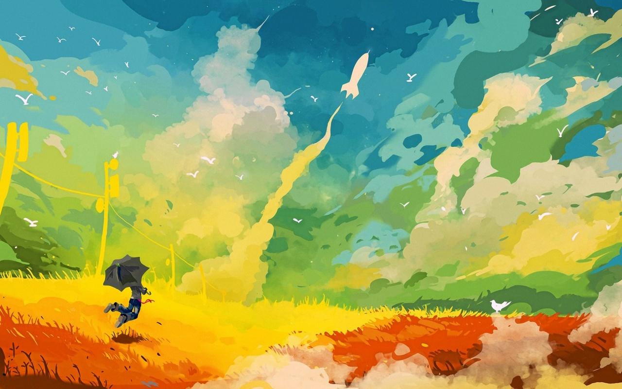 Digital Art wallpaper | 1280x800 | #44922