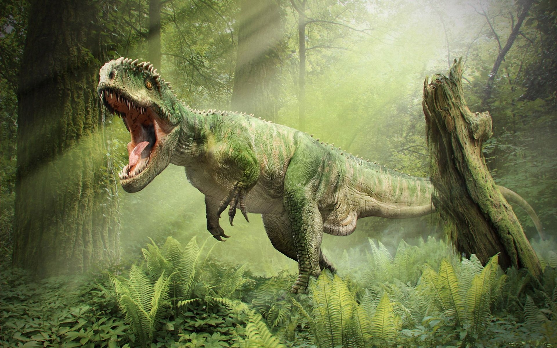 ... 3D Dinosaur HD Wallpapers ...