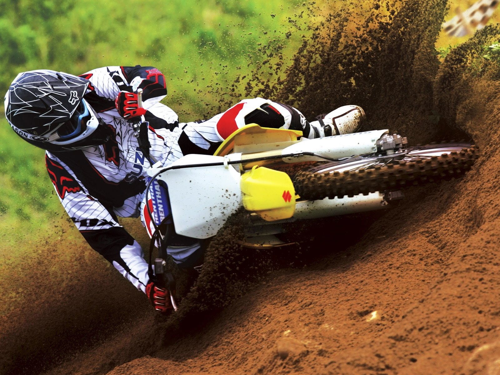 Dirt Bikes Wallpaper Desktop