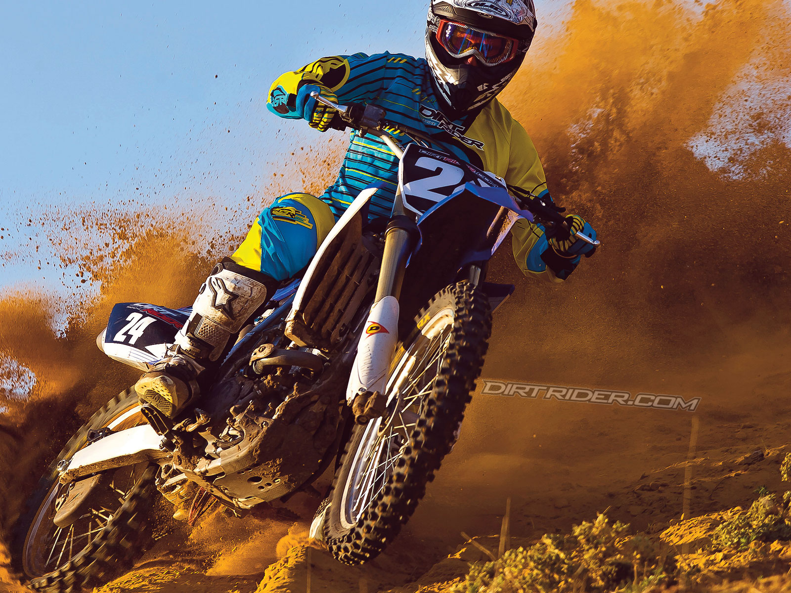 Dirt Bike Wallpaper