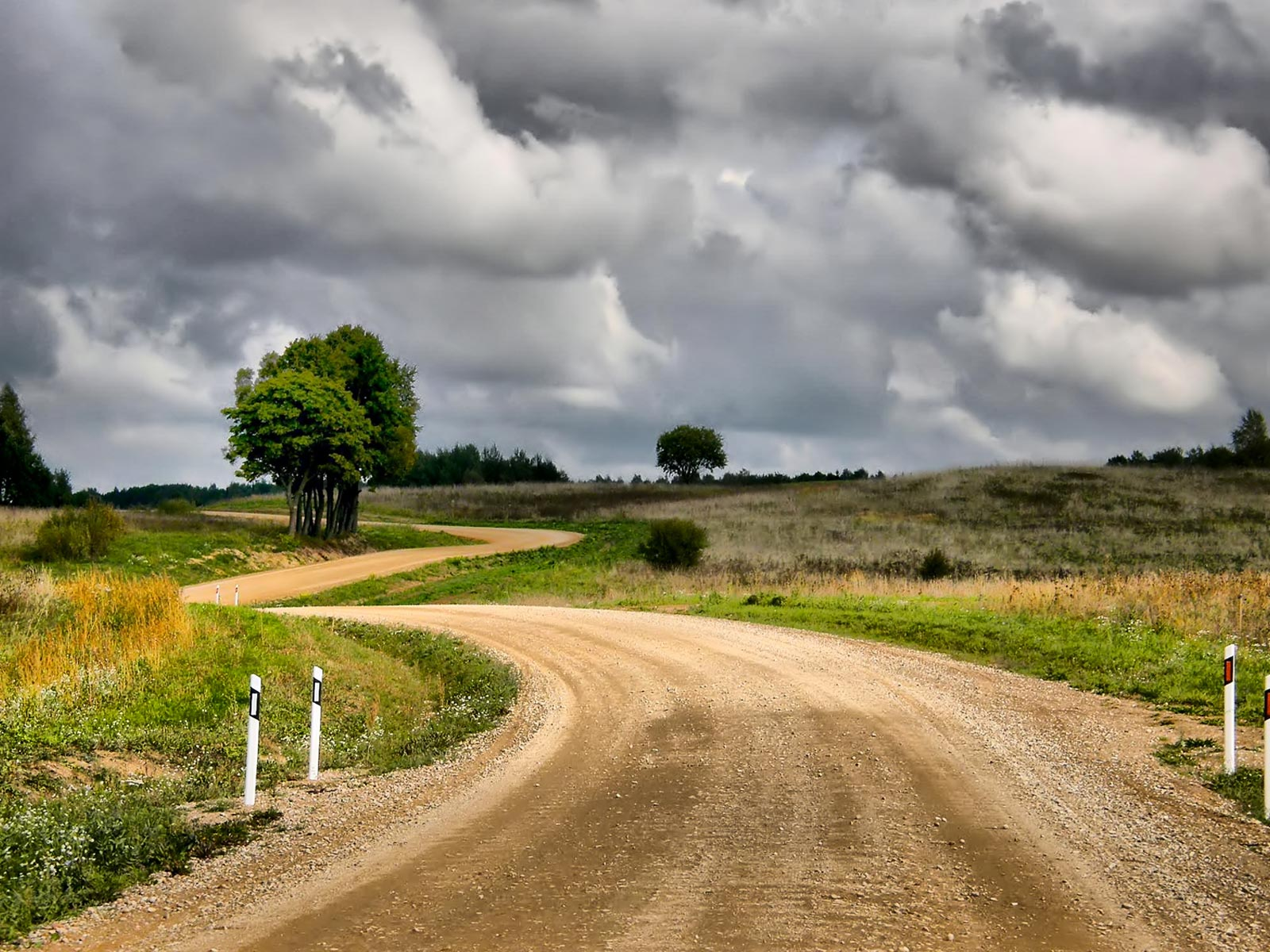 Dirt Road Background 13603