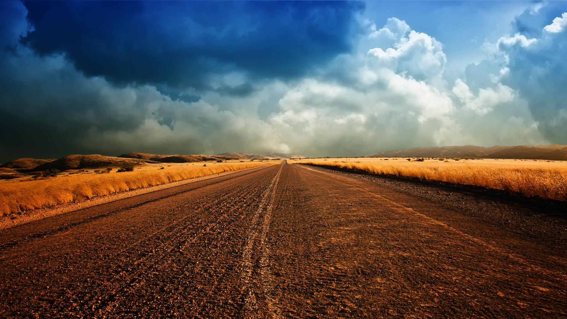 Dirt Road Wallpapers