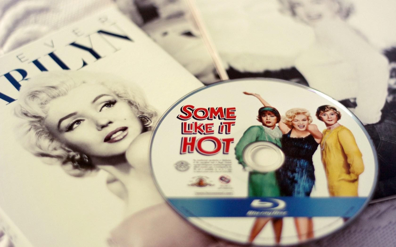 Disc Marilyn Monroe Some Like It Hot
