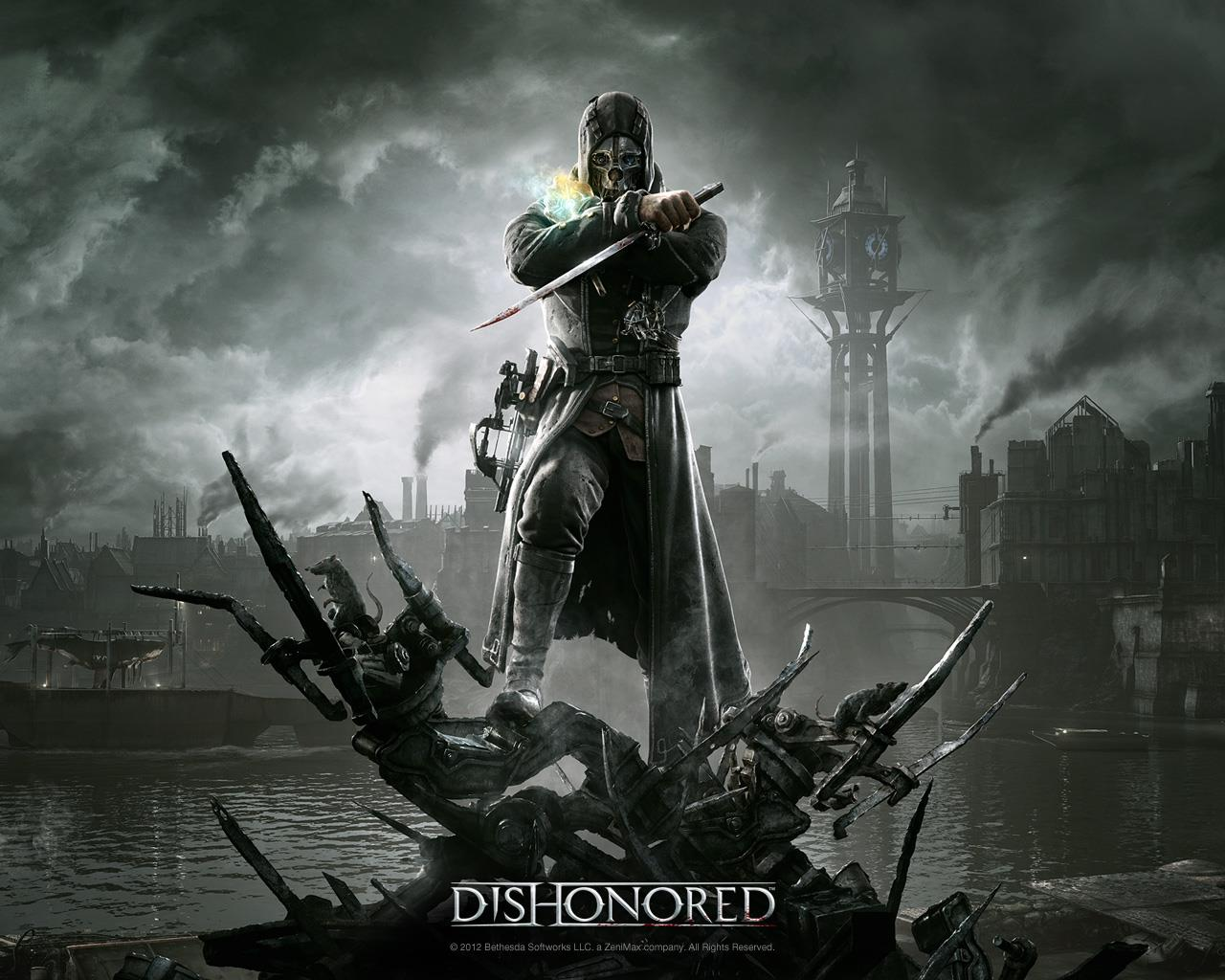 dishonored wallpaper | 1280x1024 | #903