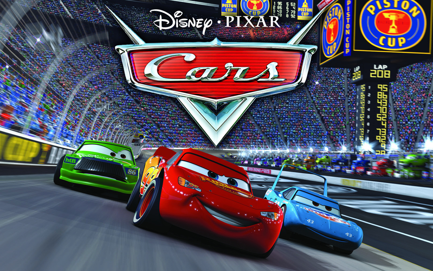 ... Fantastic Disney Cars Wallpaper ...