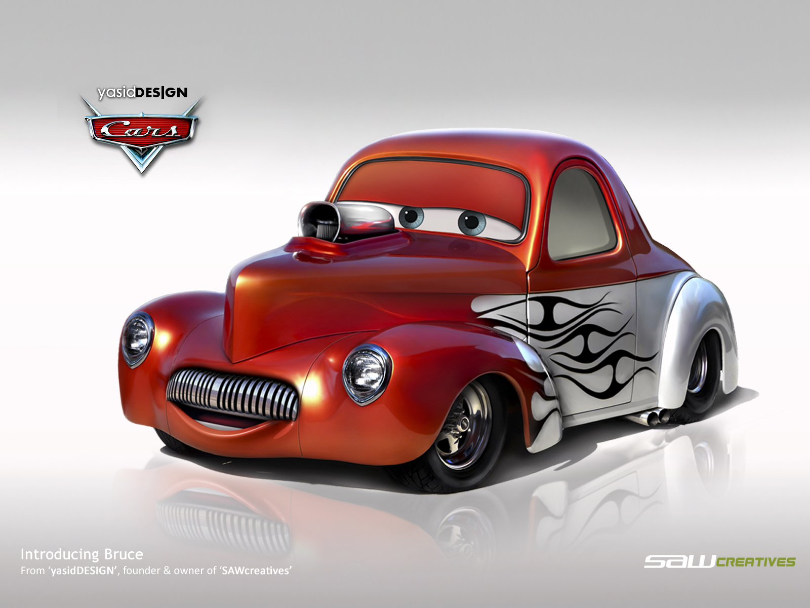 Cars Disney Disney cars bruce willys