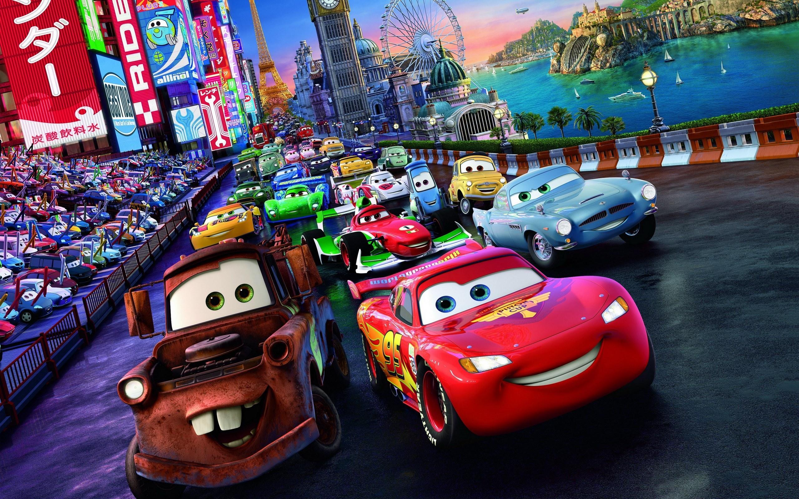 Disney Cars Wallpaper