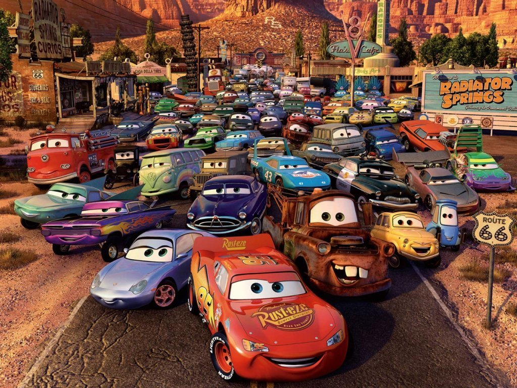 Disney Pixar Cars Disney Cars cool wallpaper