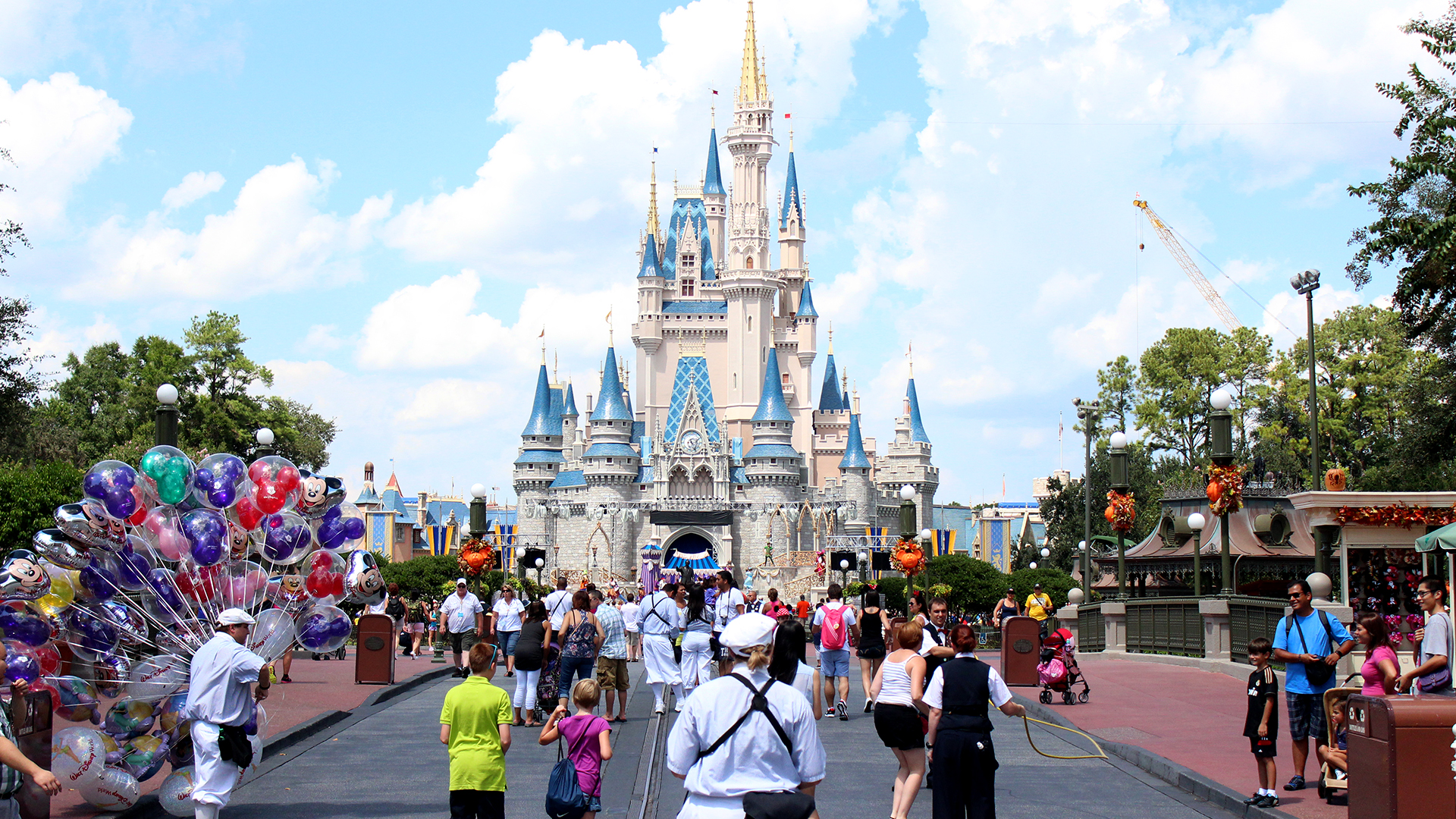 Disney Magic Kingdom