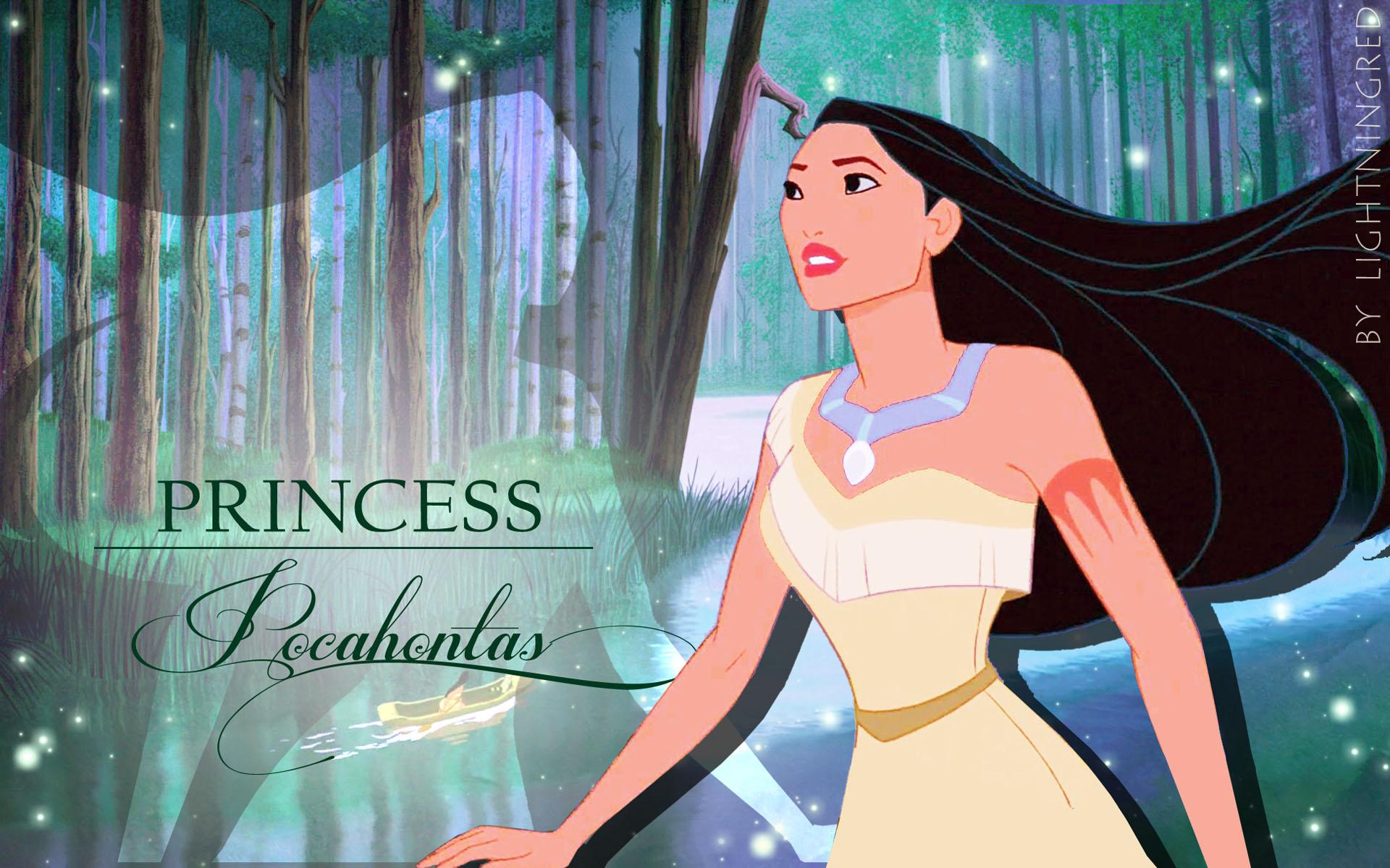 Disney Princess Princess Pocahontas
