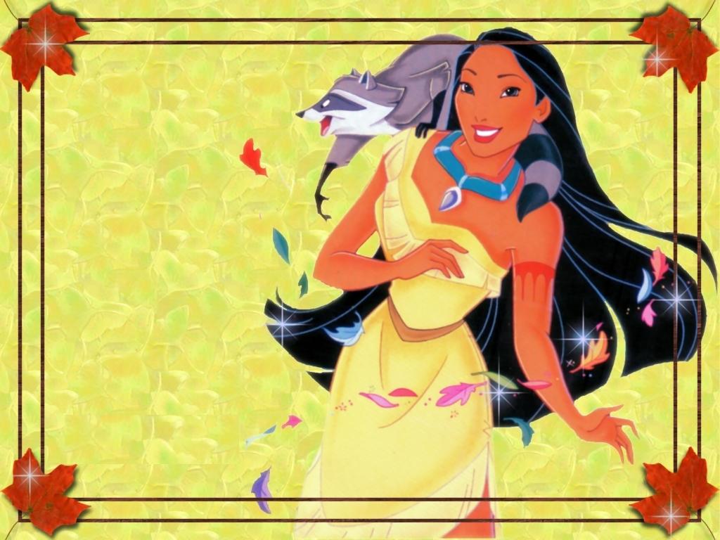 Pocahontas - disney-leading-ladies Wallpaper