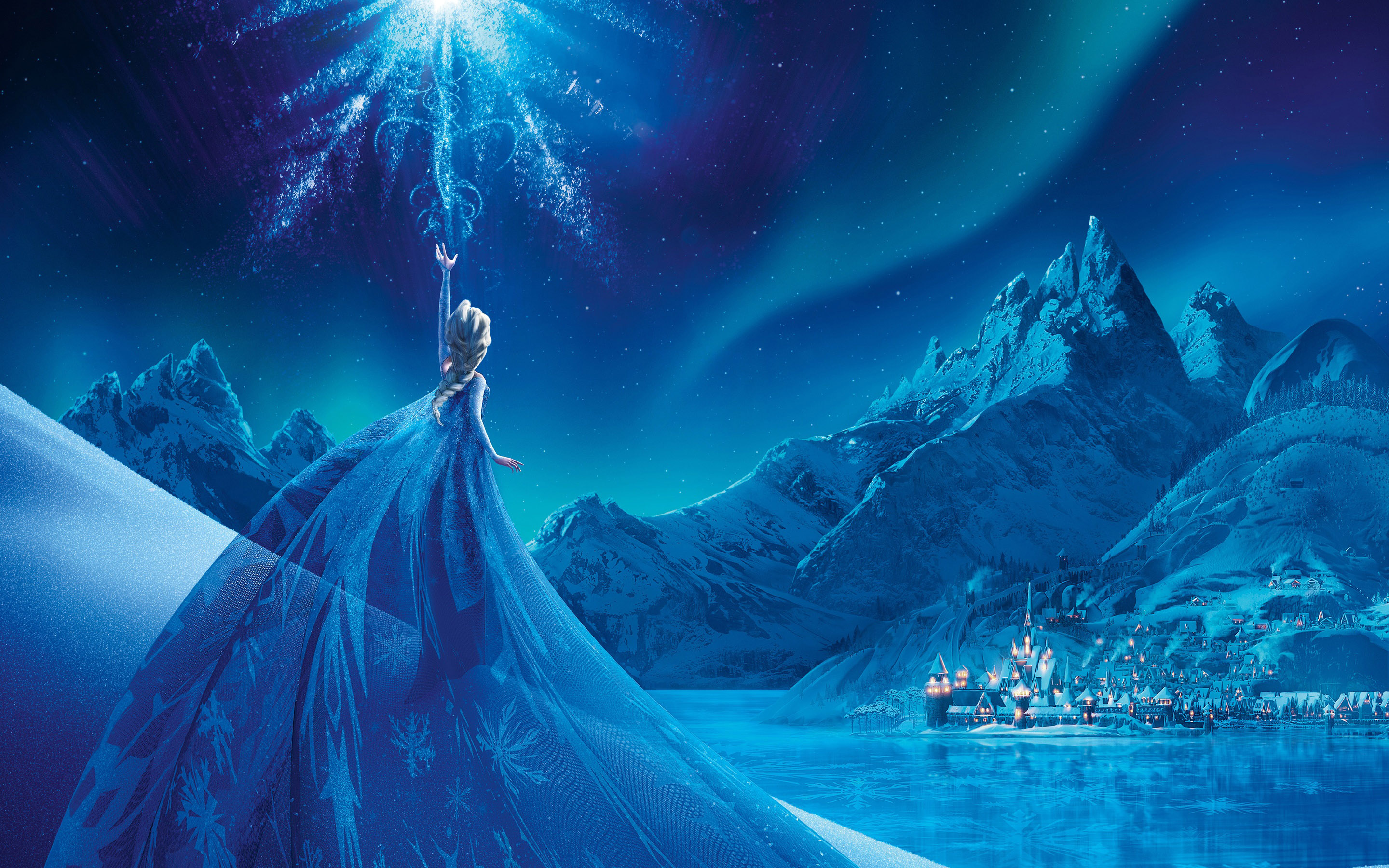 Stunning Disney Frozen Wallpaper 19779