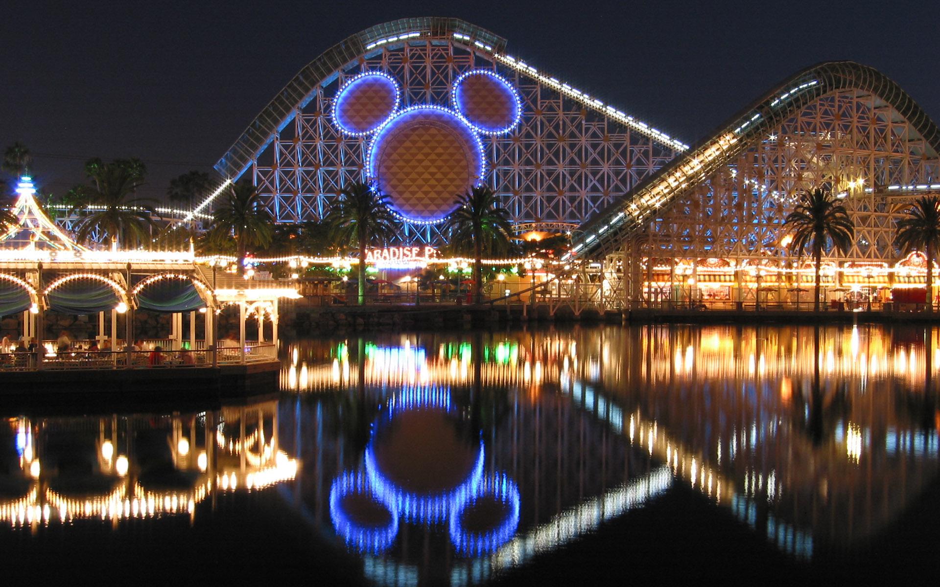 HD Wallpaper   Background ID:38071. 1920x1200 Man Made Disneyland