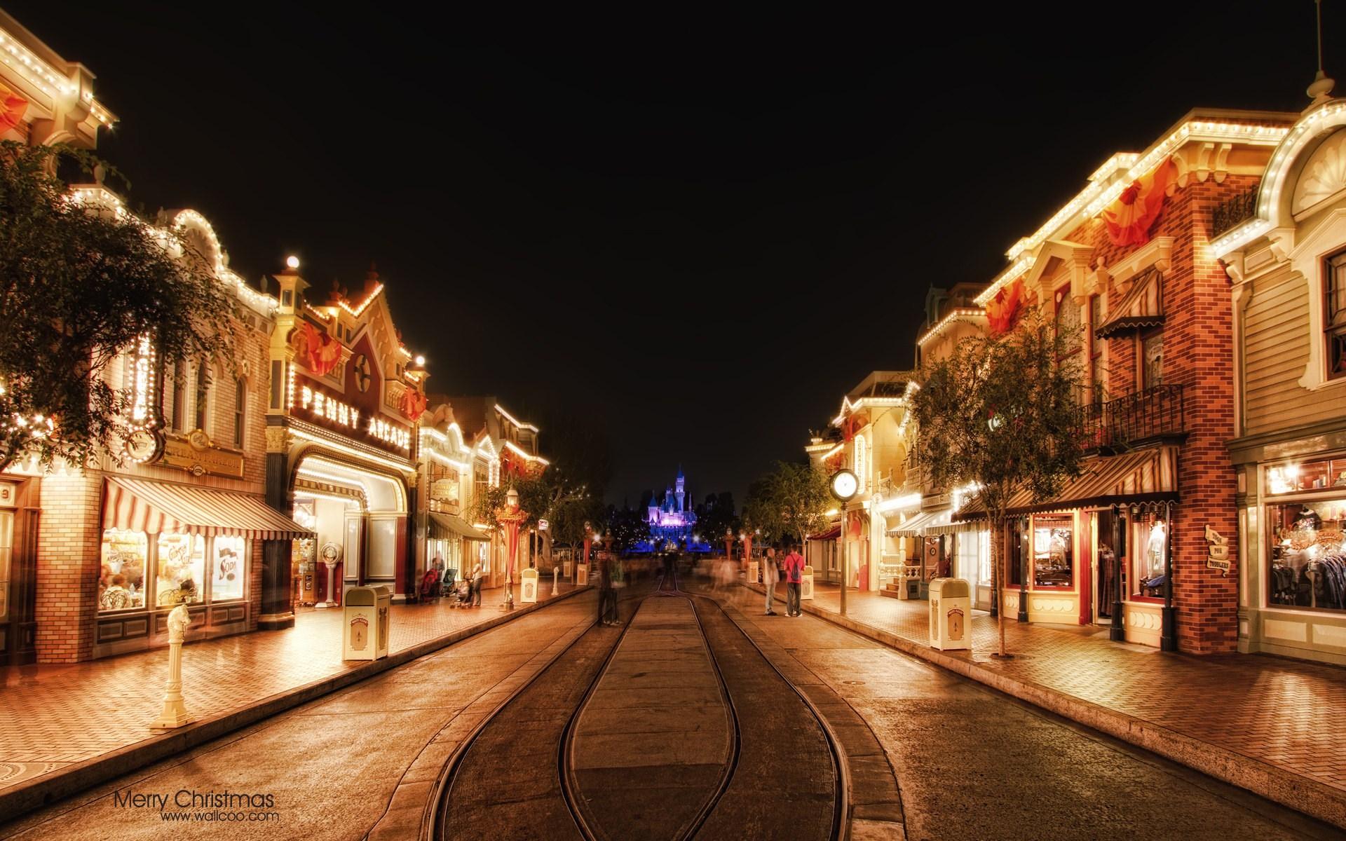 HD Wallpaper   Background ID:355014. 1920x1200 Man Made Disneyland
