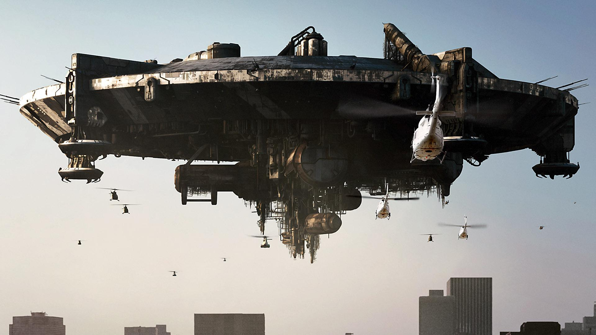 District 9 Wallpaper 8