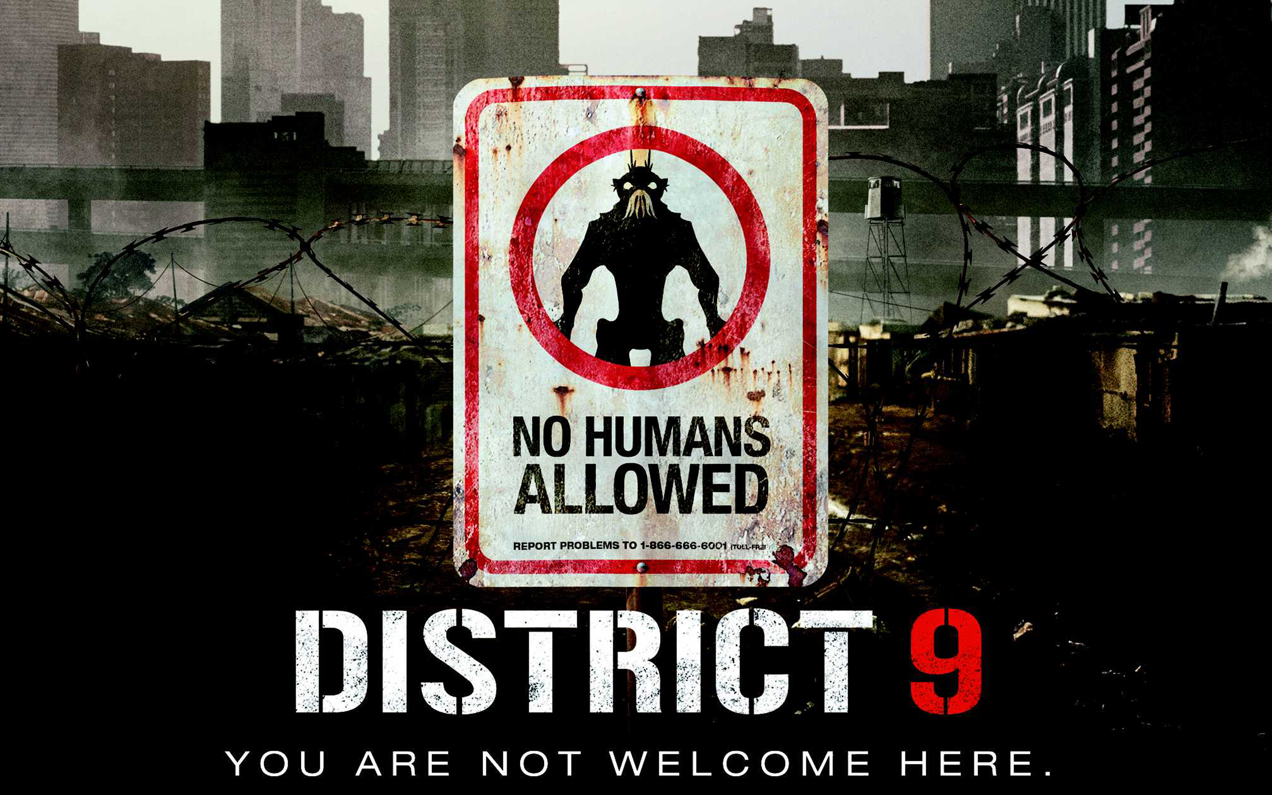 Related Wallpapers. District 9 ...