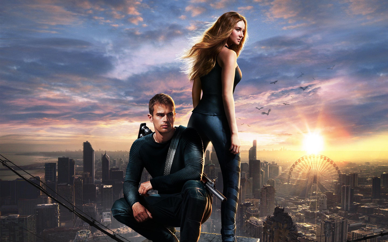 Divergent 2014 Movie