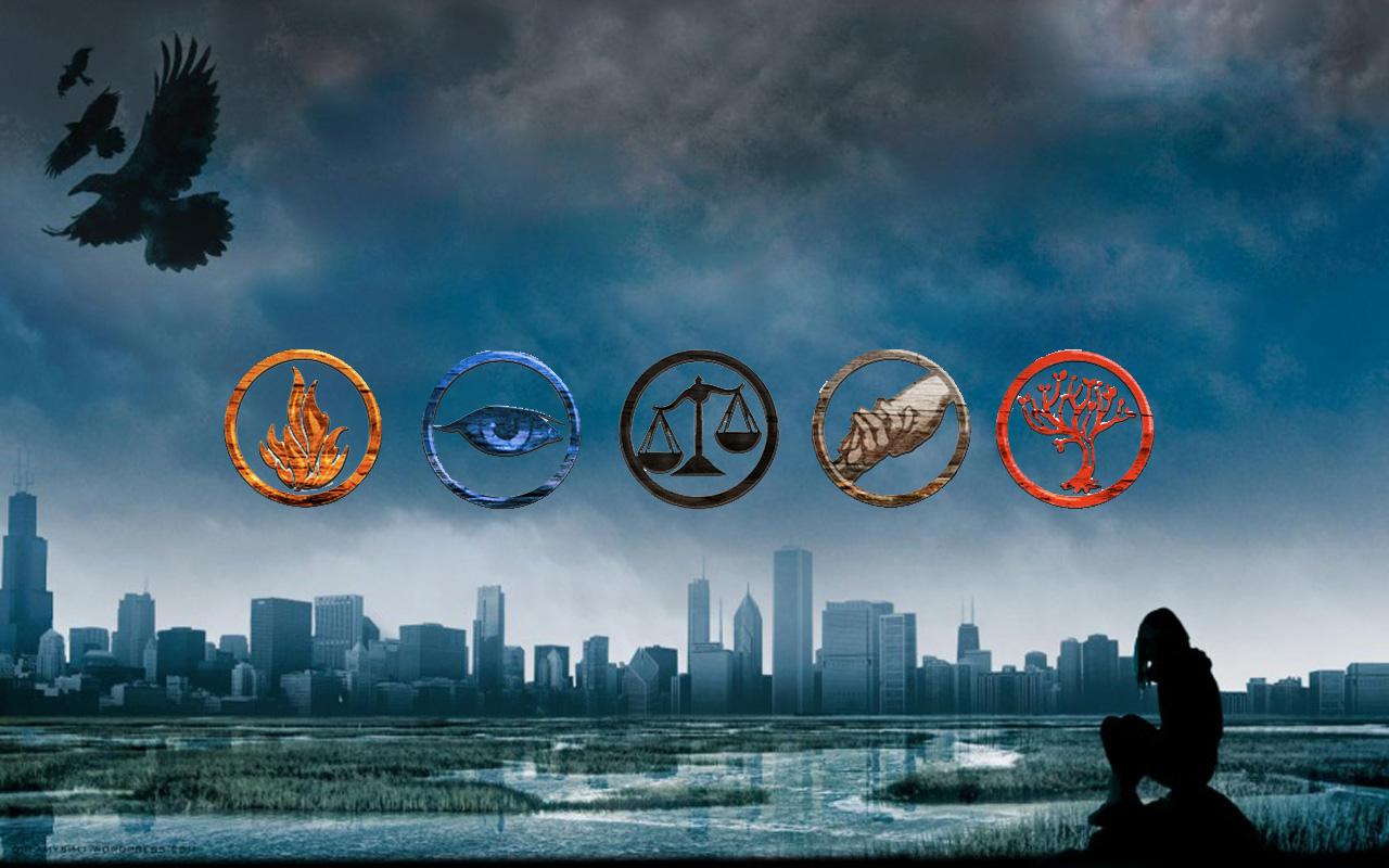 Divergent Divergent Wallpaper