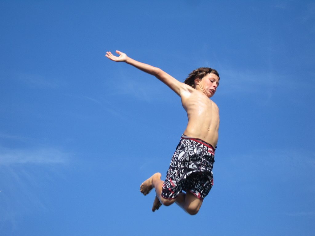 PLONGEON DIVING DIVE BOY