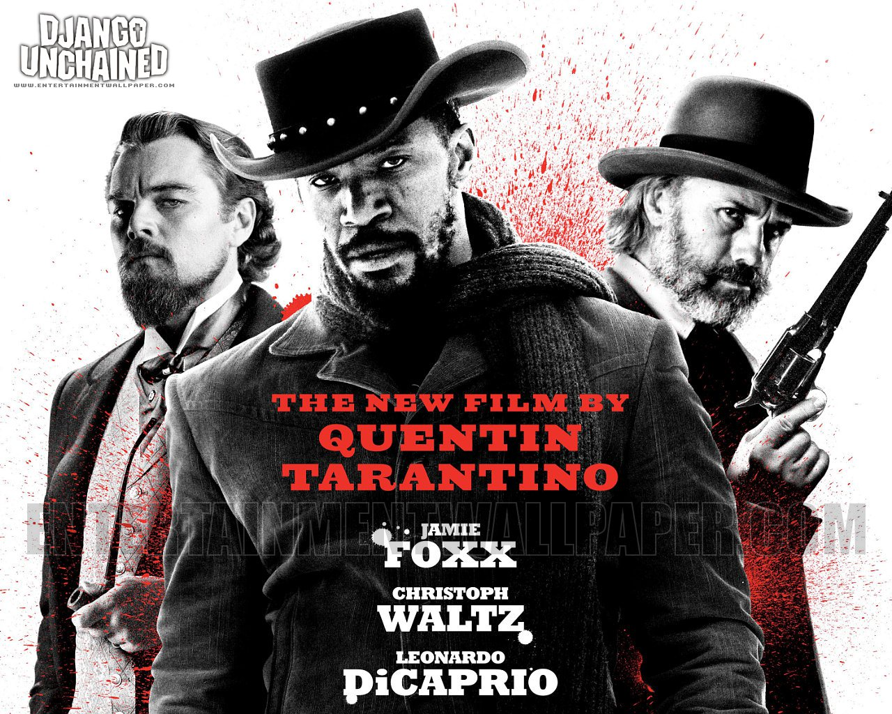 Django Unchained Movie Artwork