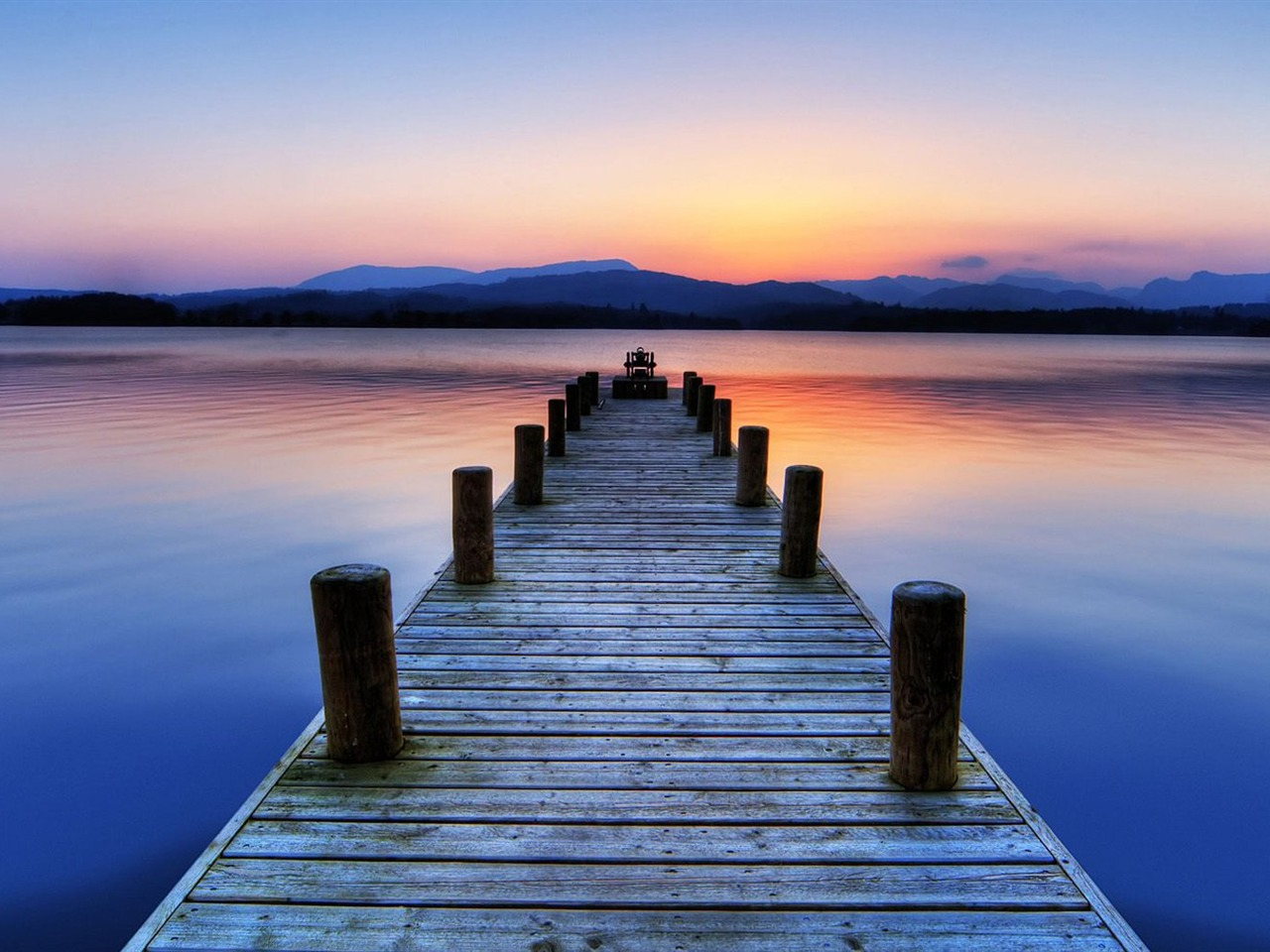 Dock Wallpaper