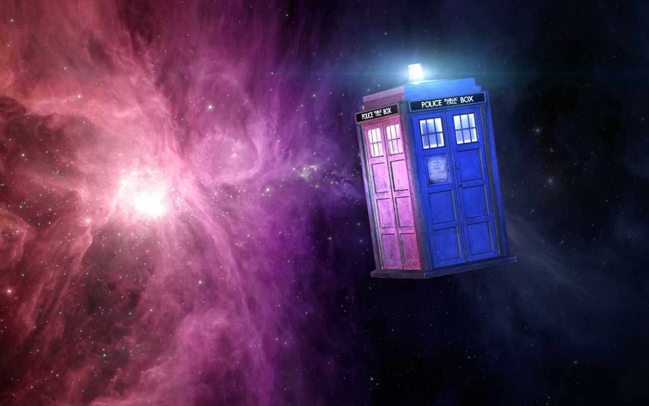 Doctor Who Wallpaper