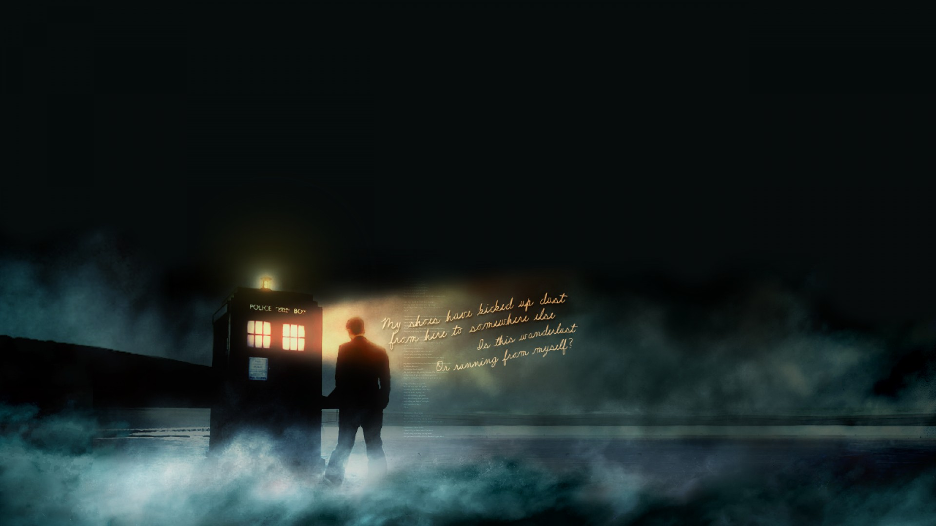Doctor Who Tardis Wallpaper 1920X1080