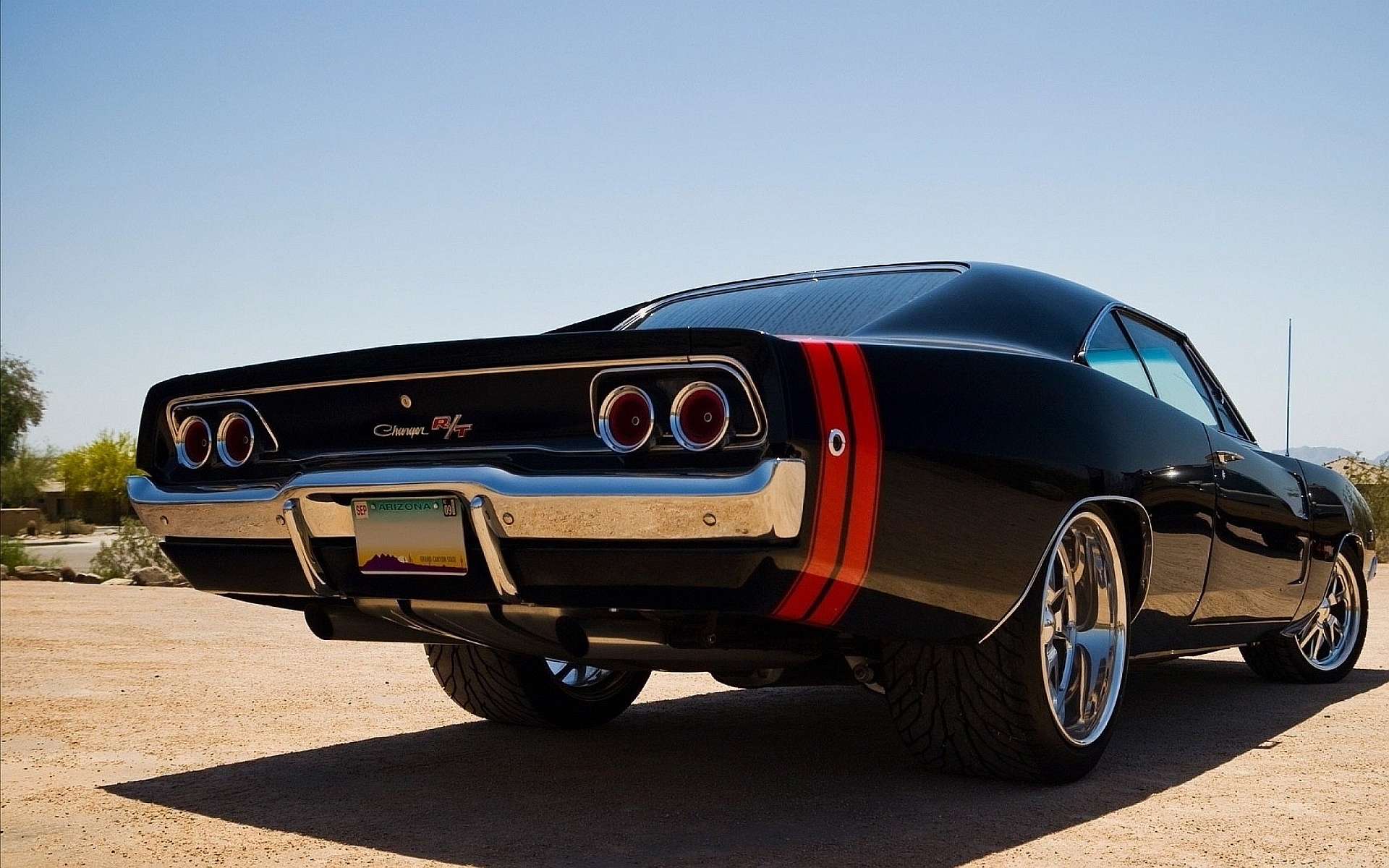 Dodge challenger rt 1