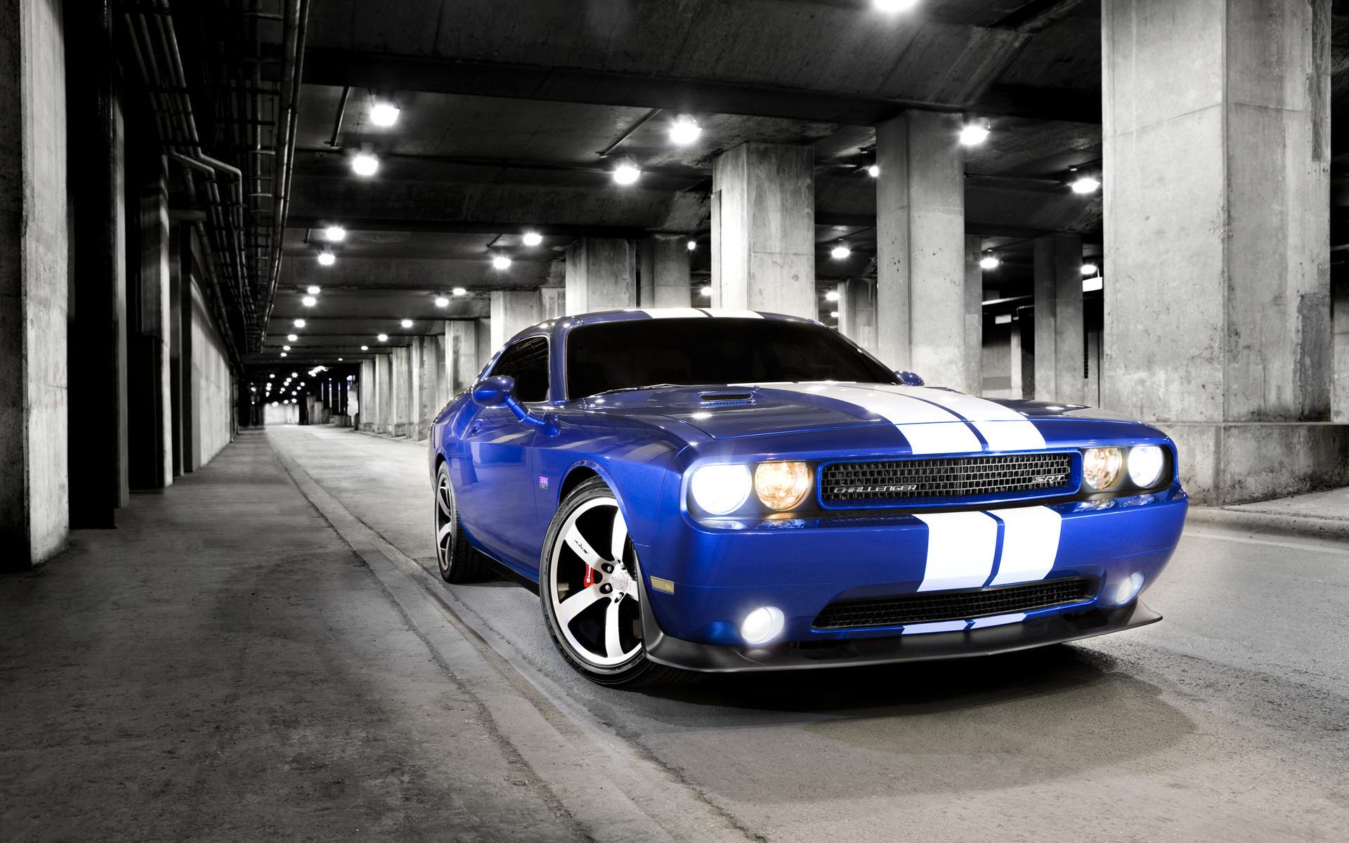 Dodge Challenger Srt Hd Wallpaper 1920x1200 16640
