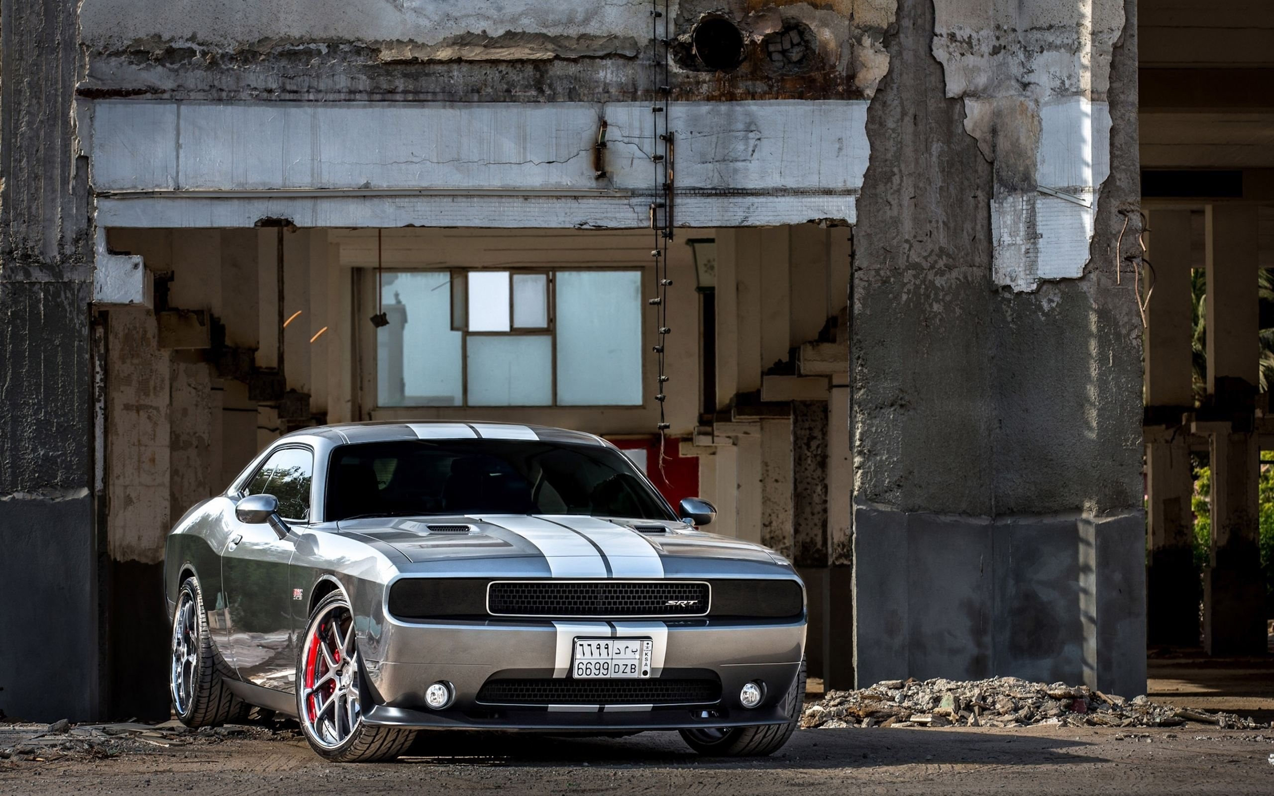 Dodge Challenger SRT8 Warehouse Photo