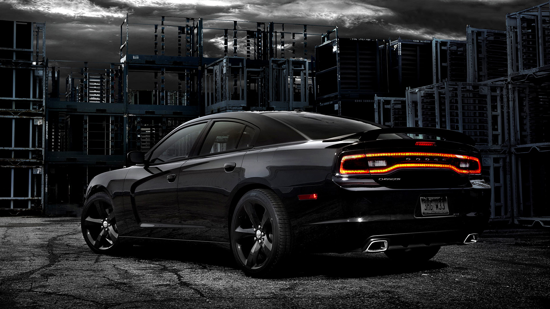 Dodge Charger SRT HD Wallpapers9