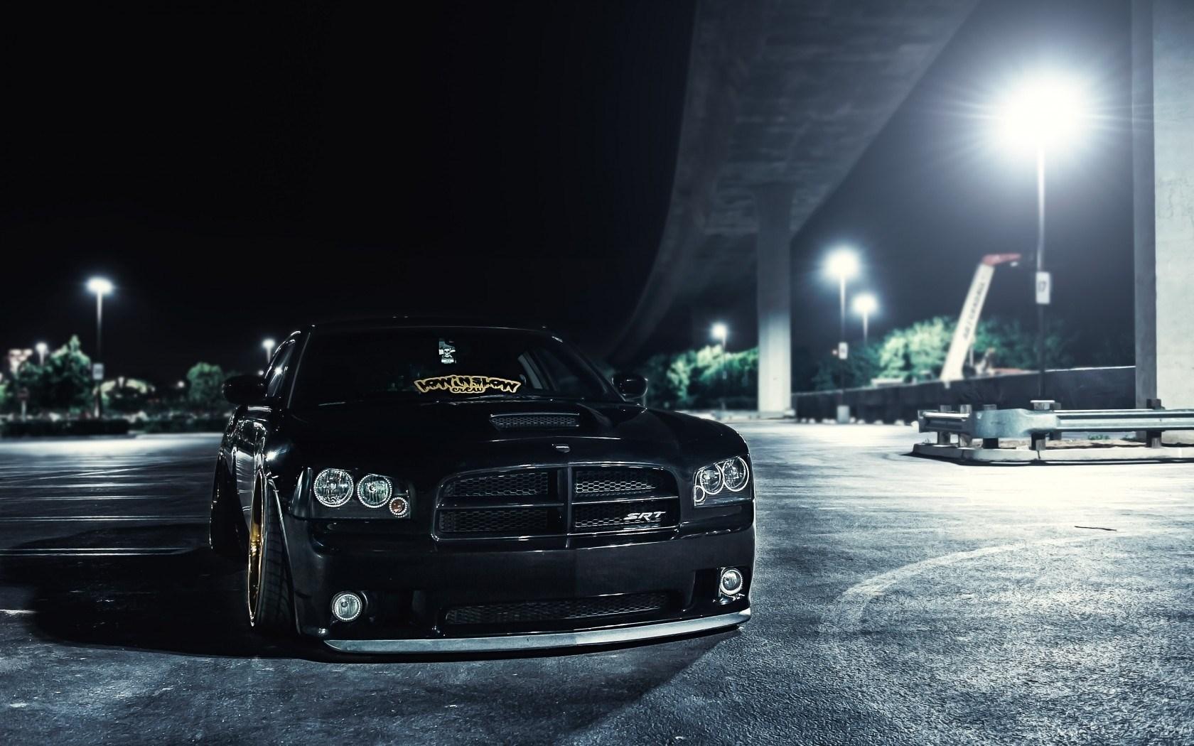 Dodge Charger SRT8 Supercharger Car Tuning
