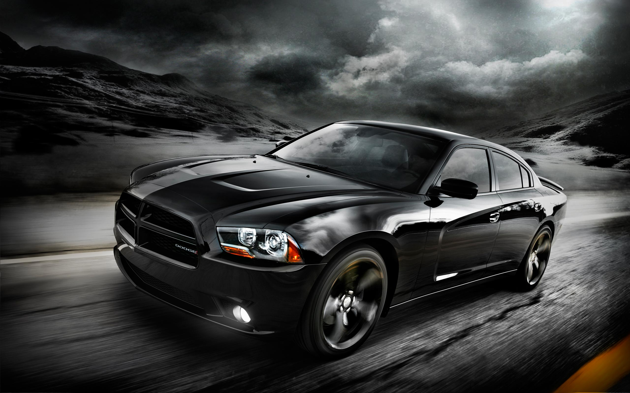 HD Dodge Charger Wallpaper