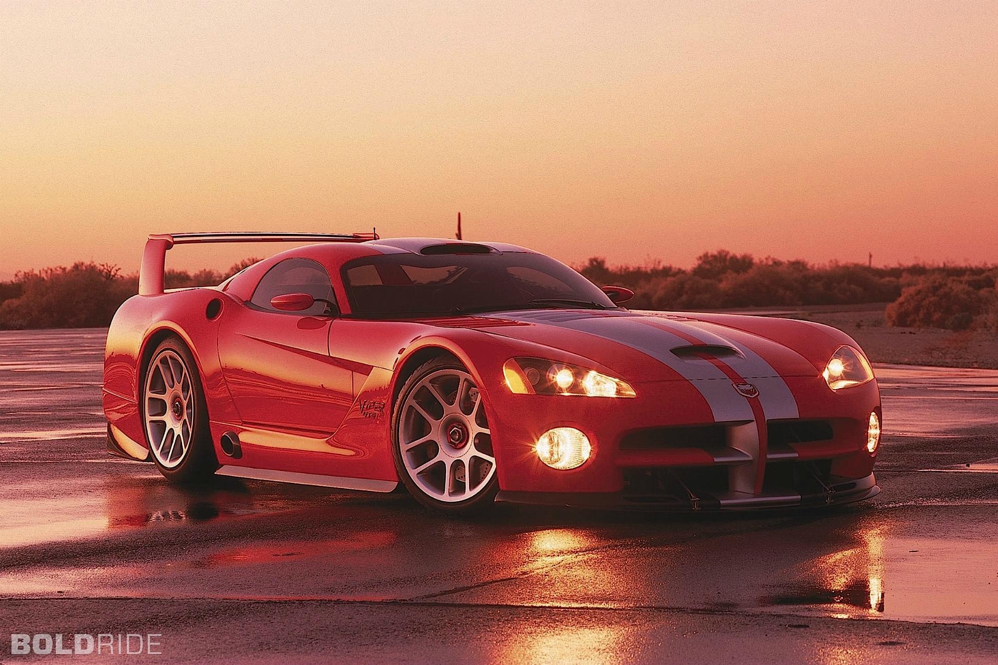 2000 Dodge Viper GTS-R 1280 x 1080
