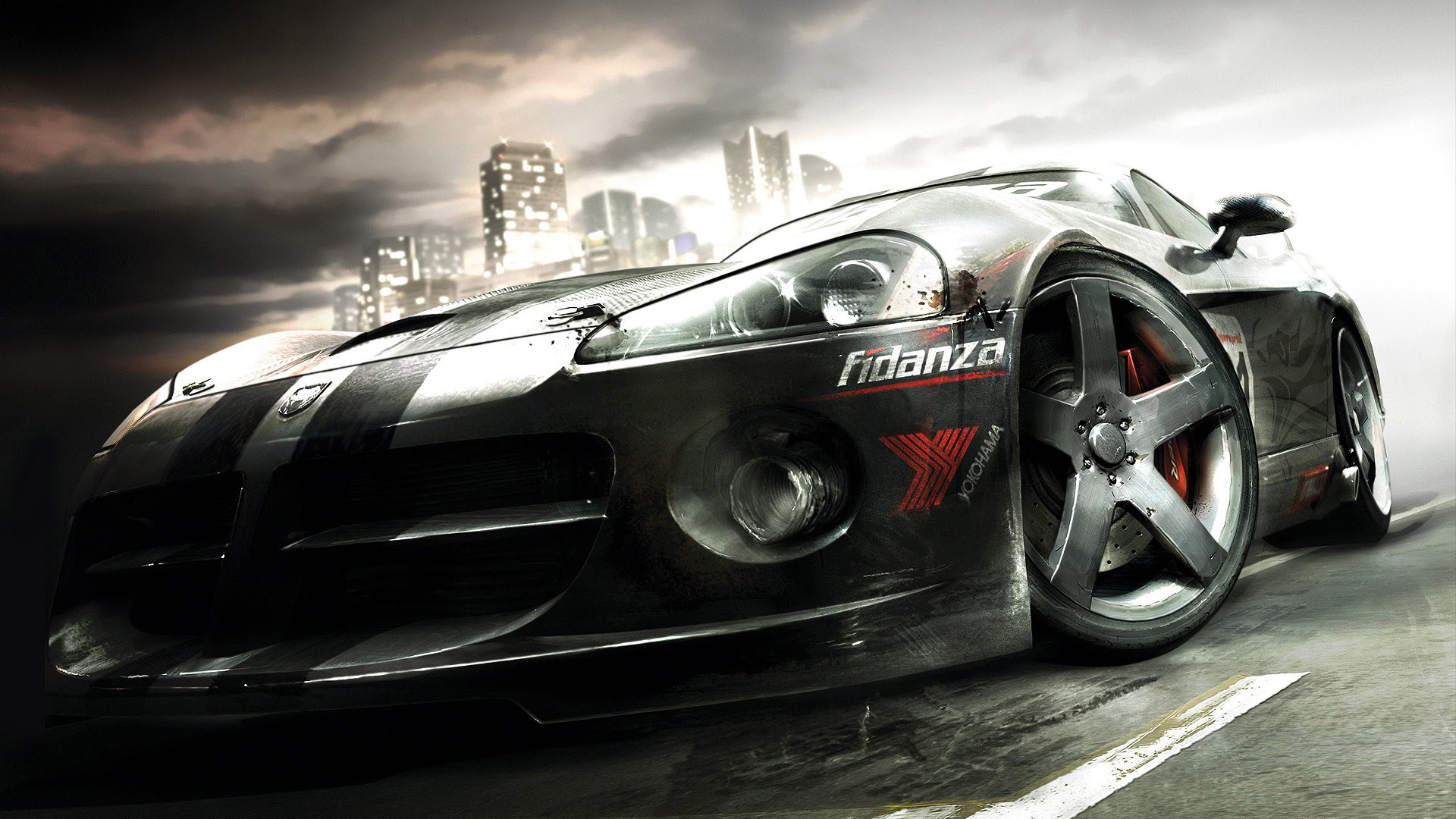 Cool Dodge Viper Wallpaper ...