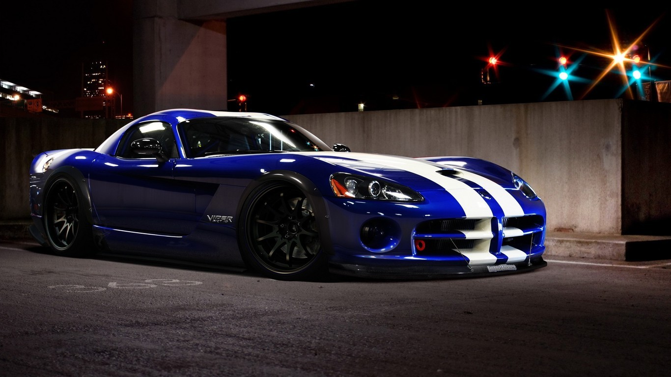 Dodge Viper Wallpaper Full HD