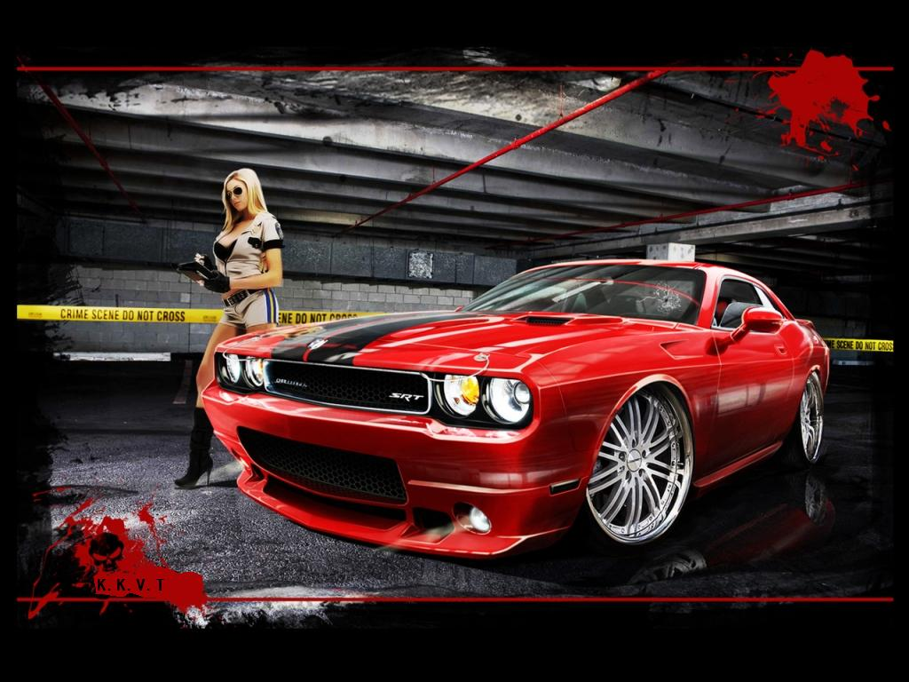 Dodge Challenger Latest HD Wallpapers Free Download