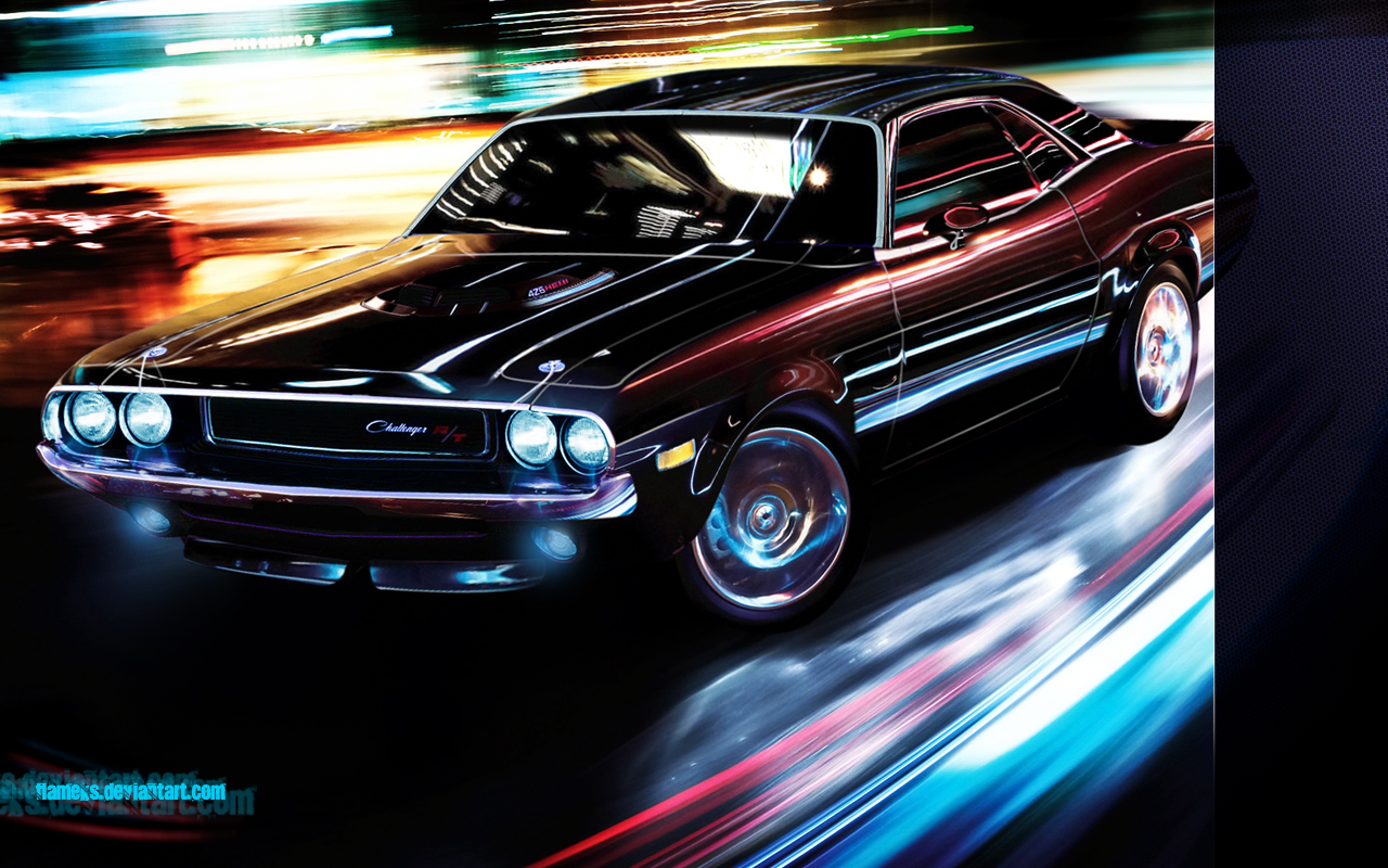... dodge-challenger-desktop-wallpaper ...