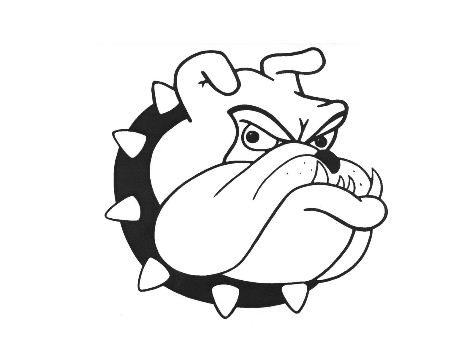 Bulldog Cartoon Pictures - ClipArt Best